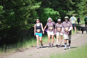 Trail Rail Run Team